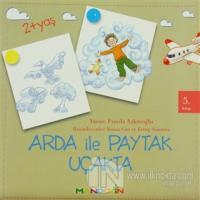 Arda ile Paytak Uçakta 5. Kitap