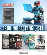 Arduino Başlangıç Seti (7 Kitap Takım) %15 indirimli Akın Akçaoğlu