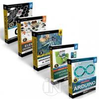 Arduino Eğitim Seti 3 (5 Kitap Takım)