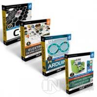 Arduino Eğitim Seti (4 Kitap Takım)