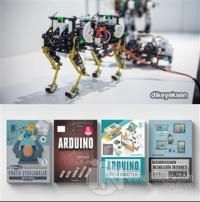 Arduino Eğitimine Başlangıç Seti (4 Kitap Takım)