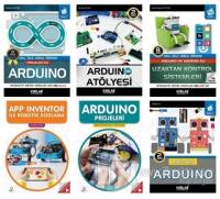 Arduino Programlama Eğitim Seti (6 Kitap Takım)