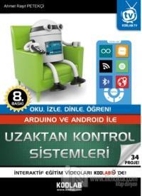Arduino ve Android İle Uzaktan Kontrol Sistemleri - 34 Proje