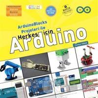 ArduinoBlocks Projeleri İle Herkes İçin Arduino %25 indirimli Cumhur T