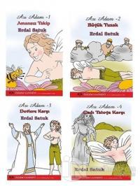 Arı Adam Serisi (4 Kitap)