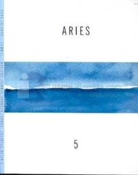 Aries Sayı: 5 Haziran-Temmuz-Ağustos 2003