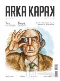 Arka Kapak Dergisi Sayı : 12 Eylül 2016