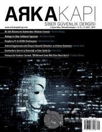 Arka Kapı Dergisi Sayı: 9 Kolektif