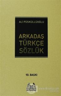 Arkadaş Türkçe Sözlük (Ciltli)