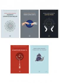 Arkadi Strugatski 5 Kitap Takım