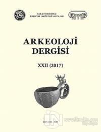Arkeoloji Dergisi Sayı 22 (2017)