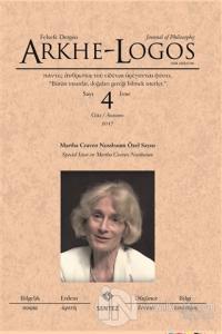 Arkhe - Logos Felsefe Dergisi Sayı: 4 Güz 2017