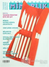 Arredamento Mimarlık Tasarım Kültürü Dergisi Sayı : 294 Ekim 2015