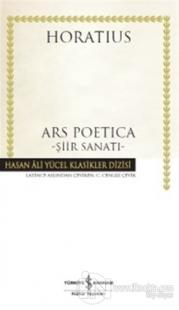 Ars Poetica - Şiir Sanatı (Ciltli)
