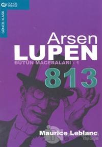 Arsen Lüpen Bütün Maceraları - 1 813