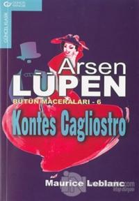 Arsen Lüpen Bütün Maceraları - 6 Kontes Cagliostro
