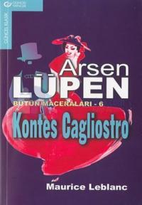 Arsen Lüpen Bütün Maceraları (7 Kitap Takım)
