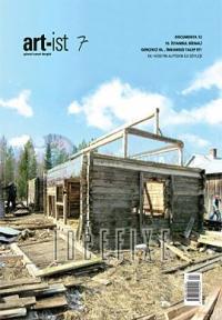 Art-İst Güncel Sanat Dergisi / Contemporary Art Magazine Sayı: 7