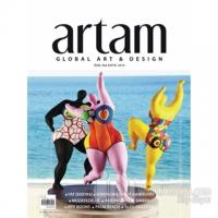Artam Global Art - Design Dergisi Sayı: 38