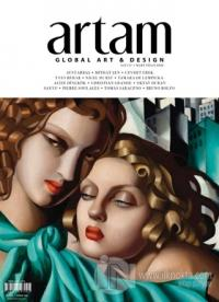 Artam Global Art - Design Dergisi Sayı: 57
