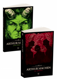 Arthur Machen 2 Kitap Takım Arthur Machen