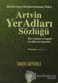 Artvin Yer Adları Sözlüğü