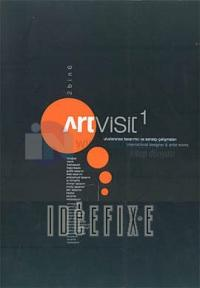Artvisit 1 - Tasarımcı ve Sanatçı Çalışmaları Kitabı