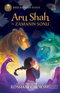 Aru Shah ve Zamanın Sonu Roshani Chokshi