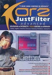 Arz JustFilter Advanced Kolektif