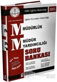Asil Müdürlük 2013 Müdür Yardımcılığı Soru Bankası