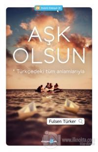 Aşk Olsun %25 indirimli Fulsen Türker