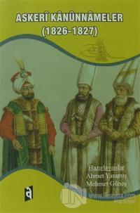 Askeri Kanunnameler (1826-1827)