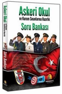 Askeri Okul Soru Bankası - Askeri Okullar Ve Kurum Sınavlarına Hazırlık