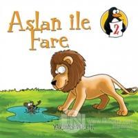 Aslan ile Fare - Yardımseverlik (Küçük Boy)