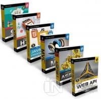 ASP.NET Ile Web Tasarım Seti (6 Kitap Takım)