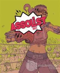 Assolist Dergisi Sayı: 3 Mayıs 2018 Kolektif
