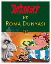 Asteriks ve Roma Dünyası Hediyesi: Asteriks ve Galya Turu çizgi romanı