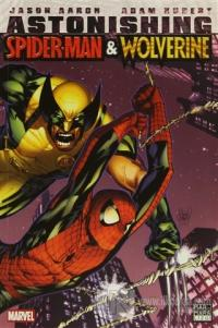 Astonishing : Spider-Man ve Wolverine %25 indirimli Adam Kubert