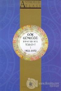 Astroloji Atlası Gök Günlüğü Ephemeris Türkiye (2 Cilt Takım) 1923 - 2023