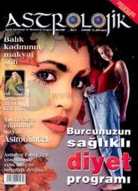 Astrolojik Aylık Astroloji ve Metafizik Dergisi Sayı: 5