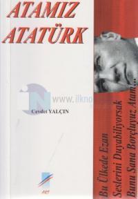 Atamız Atatürk %10 indirimli Cevdet Yalçın