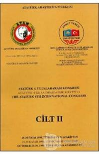 Atatürk 4. Uluslararası Kongresi Cilt 2