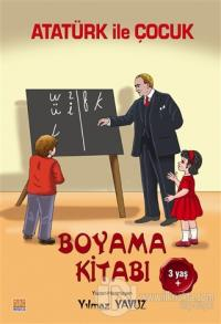 Atatürk İle Çocuk Boyama Kitabı