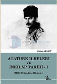 Atatürk İlkeleri ve İnkılap Tarihi 1
