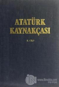 Atatürk Kaynakçası 2. Cilt (Ciltli)