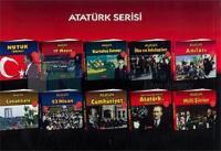 Atatürk Kitabı Serisi - Set (10 'lu)
