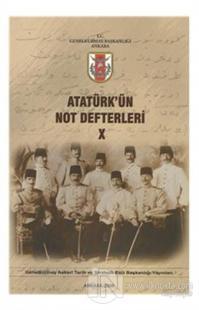 Atatürk'ün Not Defterleri 10