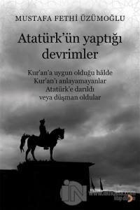 Atatürk'ün Yaptığı Devrimler