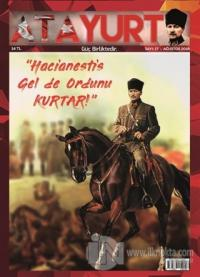 Atayurt Dergisi Sayı: 17 Ağustos 2018
