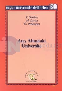Ateş Altındaki ÜniversiteÖzgür Üniversite Defterleri 5